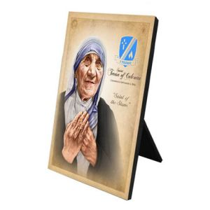 St Theresa of Calcutta Commemorative Plaque