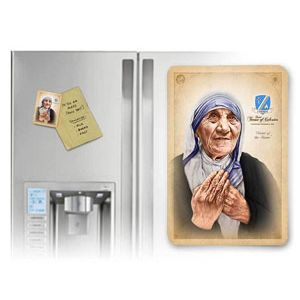 Saint Teresa Commemorative Magnet