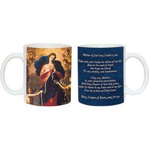 Our Lady Undoer of Knots Mug