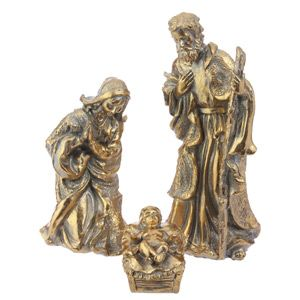 3 piece Holy Family 12""