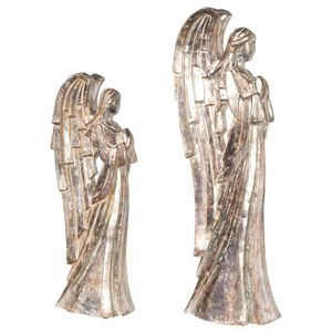 Praying Angels Set 24""