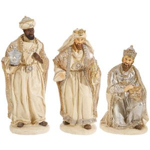 3 pc Wisemen Set 12""
