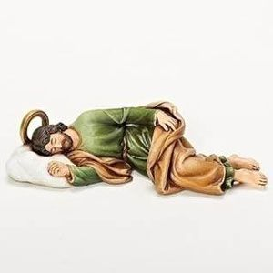 ACM32 Sleeping St. Joseph 8""