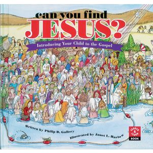 Can You Find Jesus?