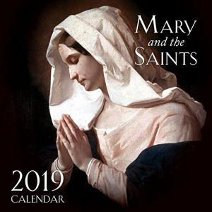 2019 Mary and the Saints Wall Calendar