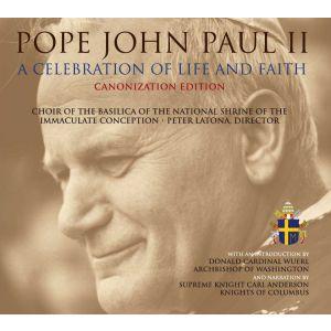 Pope John Paul II Canonization CD