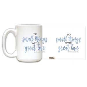 """Do Small Things"" Mug"