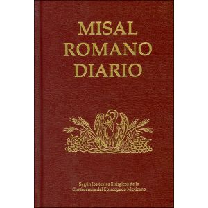 Misal Romano Diario - Leather