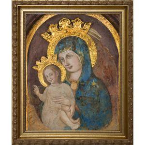 Mater Ecclesiae Framed Print