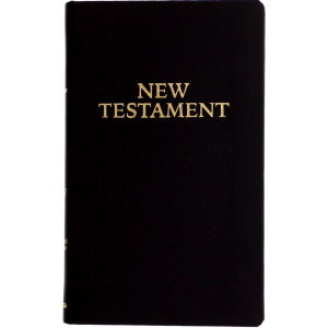 Pocket New Testament - Bonded Leather