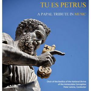 Tu Es Petrus Shrine CD
