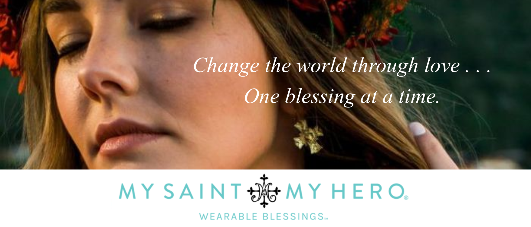 4 My Saint My Hero Jewelry - Home Page Slider
