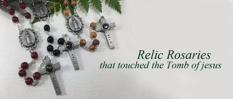 Relic Rosaries