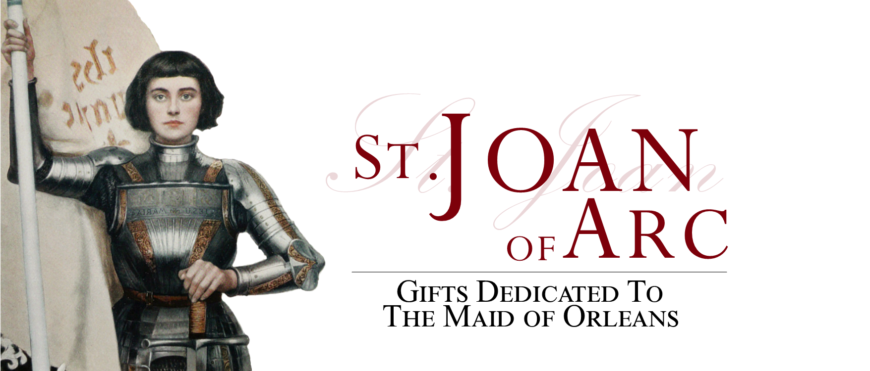 2 St Joan of Arc - Home Page slider