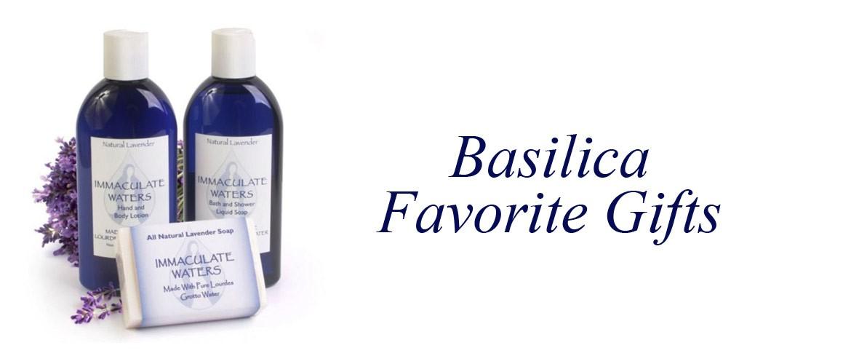 basilica Favorite Gifts